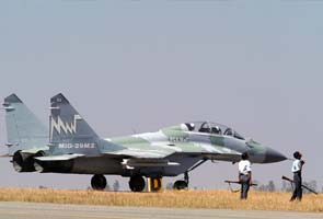MiG 29 crashes in Himachal, IAF begins search