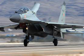 IAF's Sukhois to roar close to Pakistan border