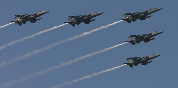 IAF to stage exercise in Gujarat, Rajasthan