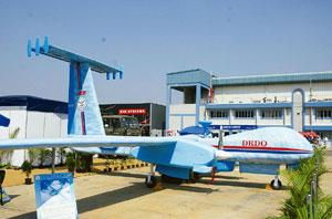 Indigenous Rustom UAV completes successful fifth flight