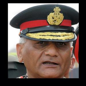 Uncertainty over Indian Army chief s age rages