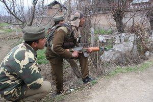 Militants kill another civilian in Kashmir town