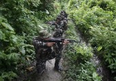 Indian Army foils infiltration bid in Kashmir