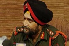 Indian Army has not probed Kashmir shootout involving likely chief
