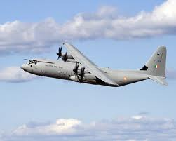C-130J makes debut at Republic Day