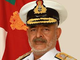 Navy chief stresses on synergy to combat maritime threats