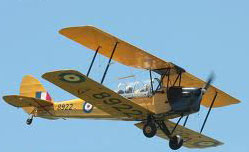 IAF turns 80, vintage Tiger Moth steals the show