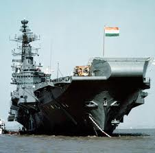 Indian Navy ship docks in Bali