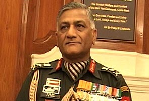 Don't quit, government tells army chief