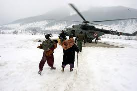 IAF airlifts 313 stranded passengers between Leh and Srinagar