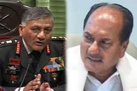 Antony wants row closed on army chief's age