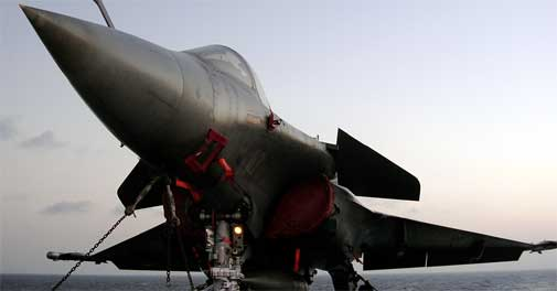 HAL prepares to manufacture Rafale combat jet in India