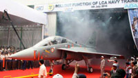 DAC clears LSP for naval variant of Tejas