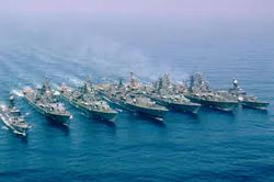 Facing manpower shortage, Indian Navy on recruitment drive