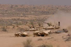 Indian Army to hold summer exercise in Rajasthan desert