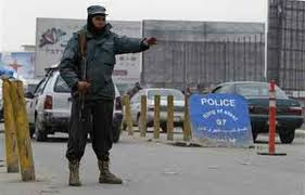 10 dead, 12 wounded in Afghan airport bombing