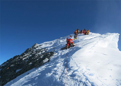 Indian Army women's team to again attempt Mt. Everest