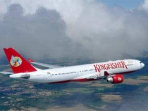 Kingfisher cancels 11 flights