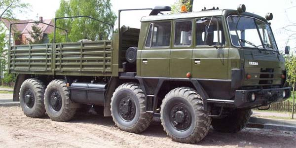 Clean chit to Tatra trucks after army chief's allegations