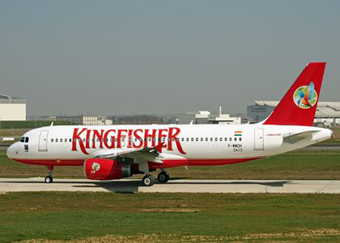 Kingfisher suspends flights to many cities, asks staff to stay home