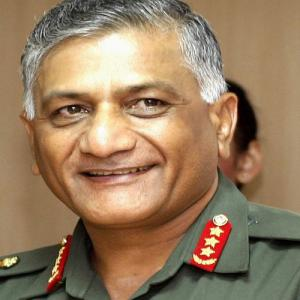 Army chief blames  rogue elements  for creating wedge