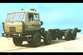 Now, DRDO chief defends Tatra trucks