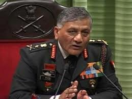 Army chief calls coup report 'absolutely stupid