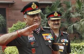 Army chief blames  rogue elements  for controversy