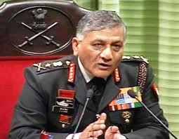 Uneasy truce between government, army chief
