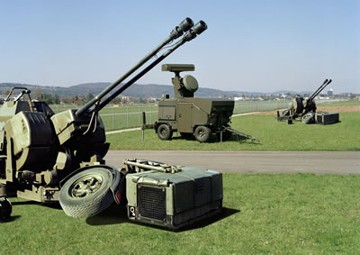 Indian Army fast-tracks air defence guns  purchase
