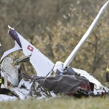 Six killed in Swiss plane crash