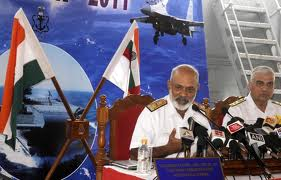 India establishes naval base in Lakshadweep