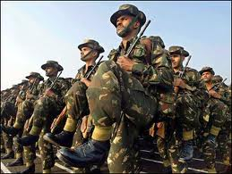 Army alert over security issues on Sino-Indian border
