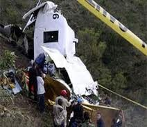 Eight killed in Brazil chopper crash