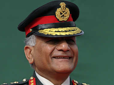 Former army chief revisits his Kashmir roots