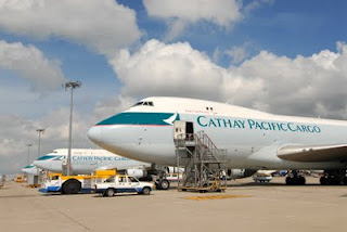 Cathay Pacific launches cargo service to Hyderabad