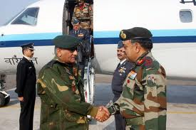 Army chief visits Northern Command