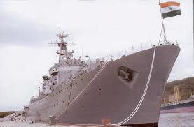 Indian Navy ships in China next week, to expand strategic trust