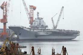 Refurbished aircraft carrier for India begins sea trials