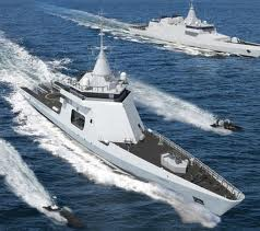 DCNS, Pipavav to address India's naval needs