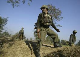 Army foils infiltration bid in Jammu