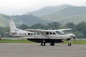 Impounded plane stolen in Colombia