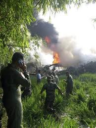 Three dead in Indonesian Air Force plane crash