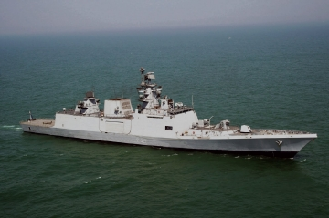 India's third indigenous stealth frigate commissioning July 21