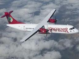 Passengers stranded as 40 Kingfisher flights axed