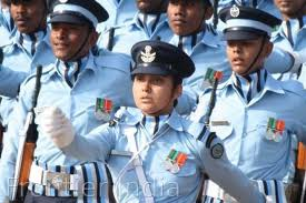 Indian Air Force ahead with over 10 percent women officers
