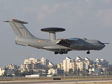 Embraer-based airborne warning system reaches India