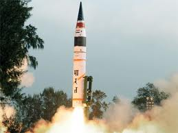 Agni-II missile successfully test-fired