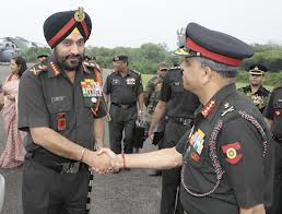 Army chief on first visit to Ladakh