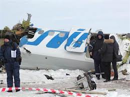 Small plane crash in Russia kills two